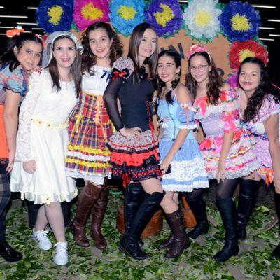 Festa Junina do Colégio Maria Educadora e Sementinha do Saber
