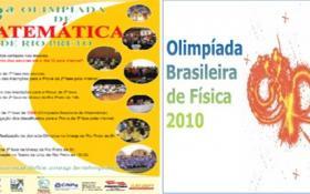 Olimpíadas de Física e Matemática